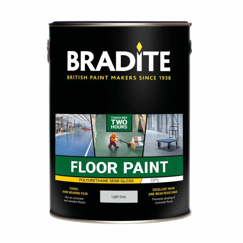 Bradite Floor Paint
