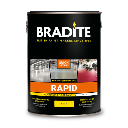 Bradite Rapid Coating