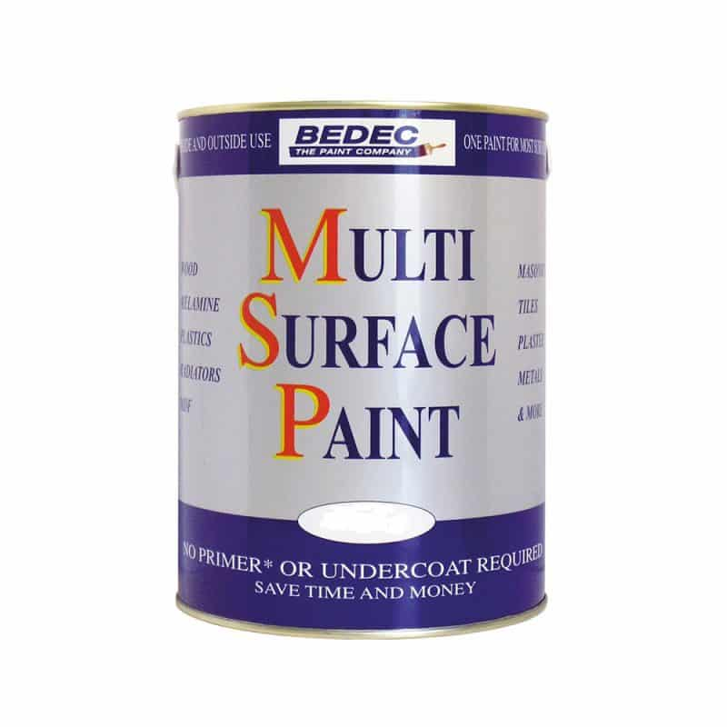 Bedec Multisurface Paint