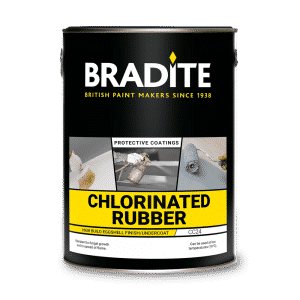 Bradite Chlorinated Rubber Coating