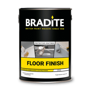 Bradite Floor Finish Coating