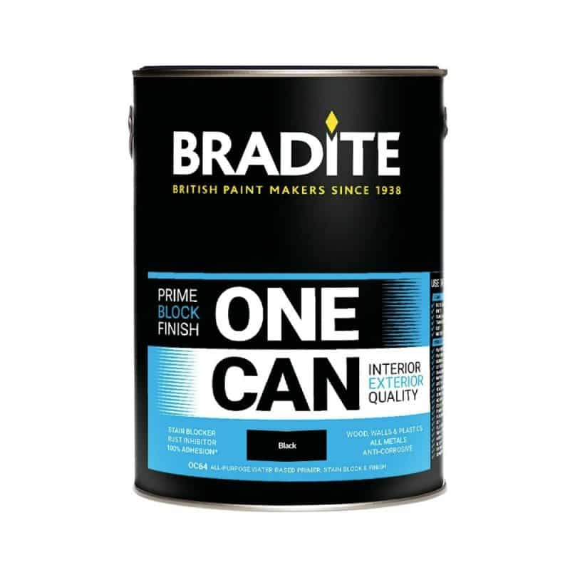 Bradite One Can Black2