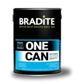 Bradite One Can Home Transparent