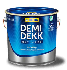 Demidekk Home Transparent
