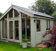 Paint Garden House