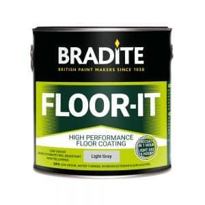 Bradite Floor It Stock