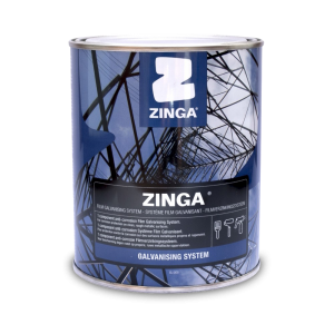 Zinga Transparent